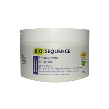 Bio Sequence Reconstrução 300g